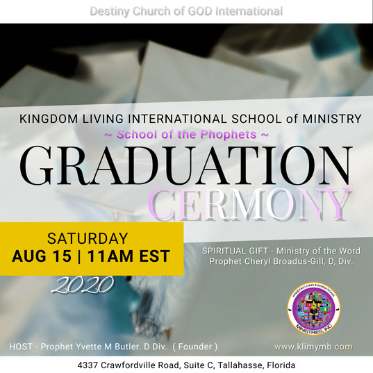 Graduation Saturday