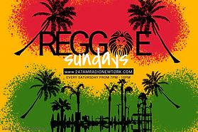 Copy of Copy of Reggae - Made with Poste