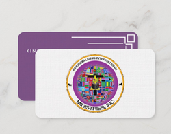 Kingdom Living Business Cards
