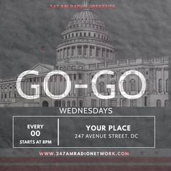 GO-GO Wednesdays