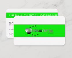 URBANCAPITAL Business Card