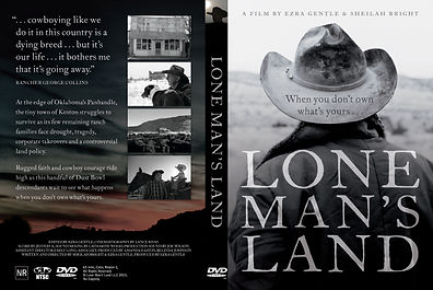 Lone Man's Land DVD cover