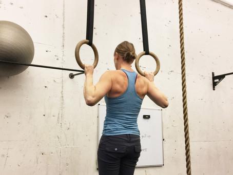 Build Discomfort Muscle