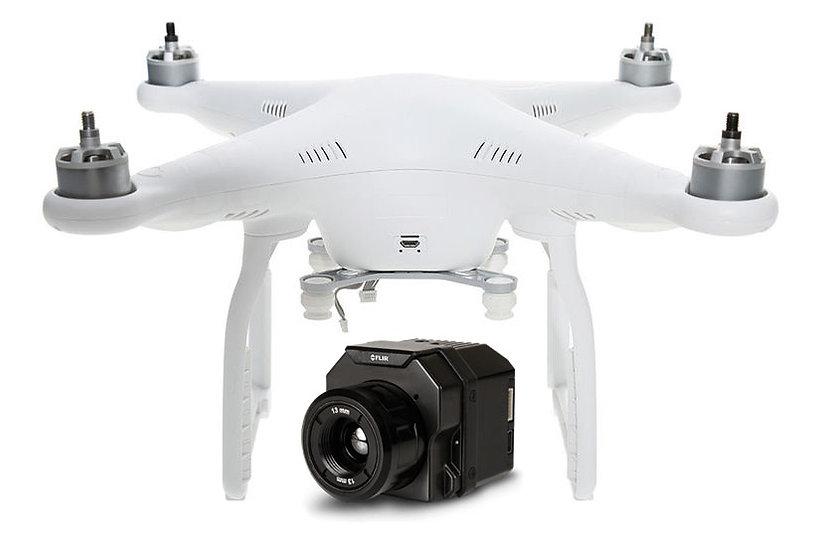 Custom Infrared Drones