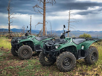 ATV Rentals in the White Mountains of Arizona