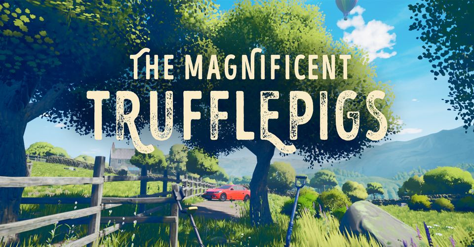 The Magnificent Trufflepigs Review