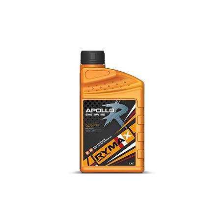 RYMAX APOLLO R SAE 5W/50 FULL SYNTHETIC RACING ENGINE OIL