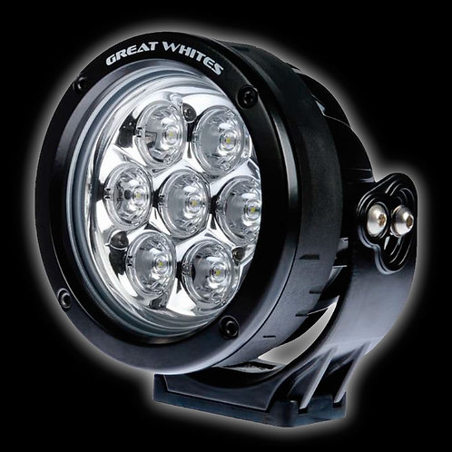 Gen2 120 7 LED Round Driving Light