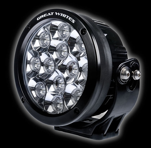 Gen2 170 12 LED Round Driving Light