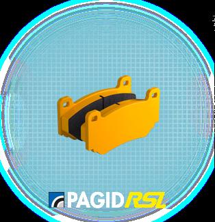Pagid RS E8087 Brake Pads