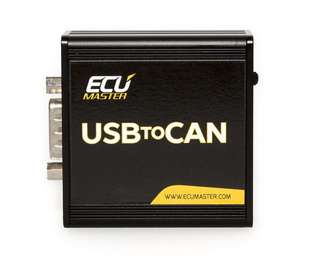 EcuMaster USB to CAN
