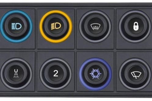 ECUMaster 12 Key CANBUS Key Pad
