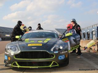 Lets Race, Britcar Endurance 1st Round