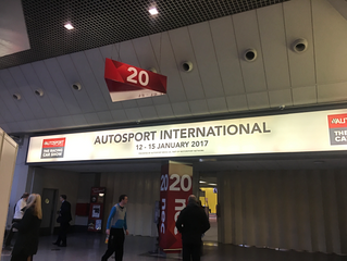Autosport we are here Day 1