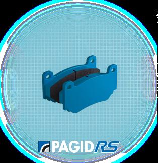 Pagid E1619 Rs 19.5 Brake Pads