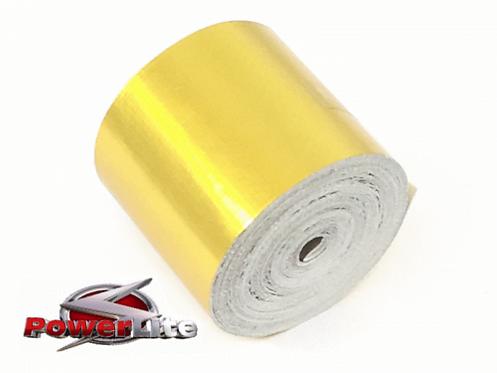 Powerlite gold Reflective Heat Tape