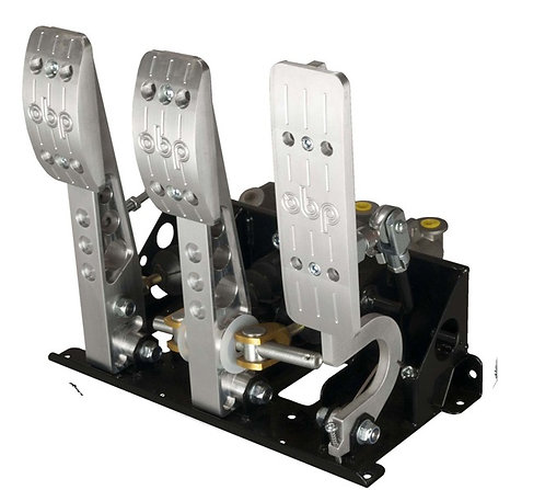 Floor Mounted Bulkhead Fit Hydraulic Clutch Pedal Box