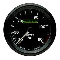 Racetech Mechanical Water Temp Gauge