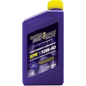Royal Purple XPR® - 10w-40 Extreme Performance Synthetic Racing Oil