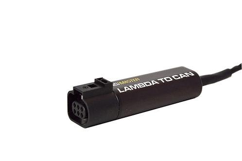 ECUMaster Lambda to CAN
