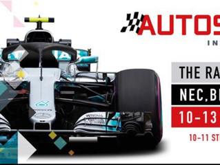 Autosport 2019 only 3days away