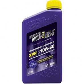 Royal Purple 10w-60 1qt XPR® - Extreme Performance Synthetic Racing Oil