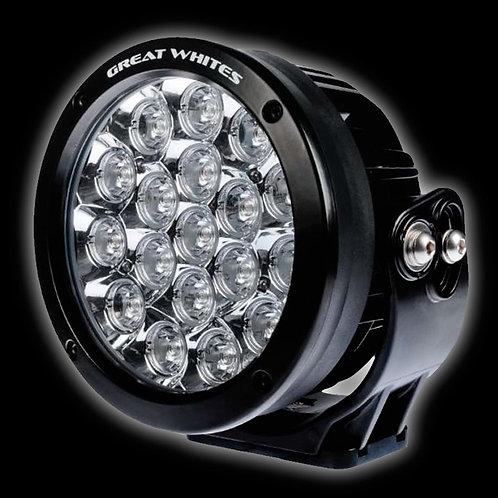 Gen2 170 18 LED Round Driving Light