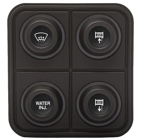 ECUMaster 4 Key CANBUS Key Pad