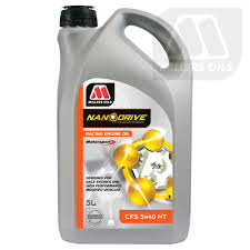 Millers Oils 5w/40 NT 5 Litres
