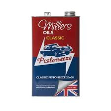 Millers Oils Classic Sport 20W50 Engine Oil 5 Litre