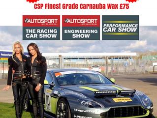 Autosport 2018 Stand 7552
