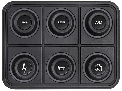 ECUMaster 6 Key CANBUS Key Pad