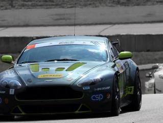 Aston Martin GT4, Britcar Silverstone