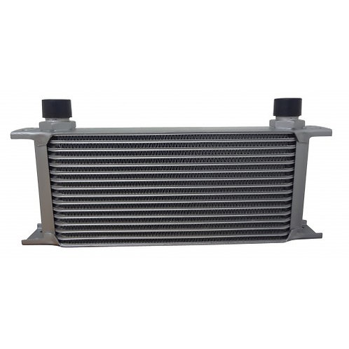 obp Gearbox/Diff/Engine Oil to Air Cooler - 16 Row, 235mm