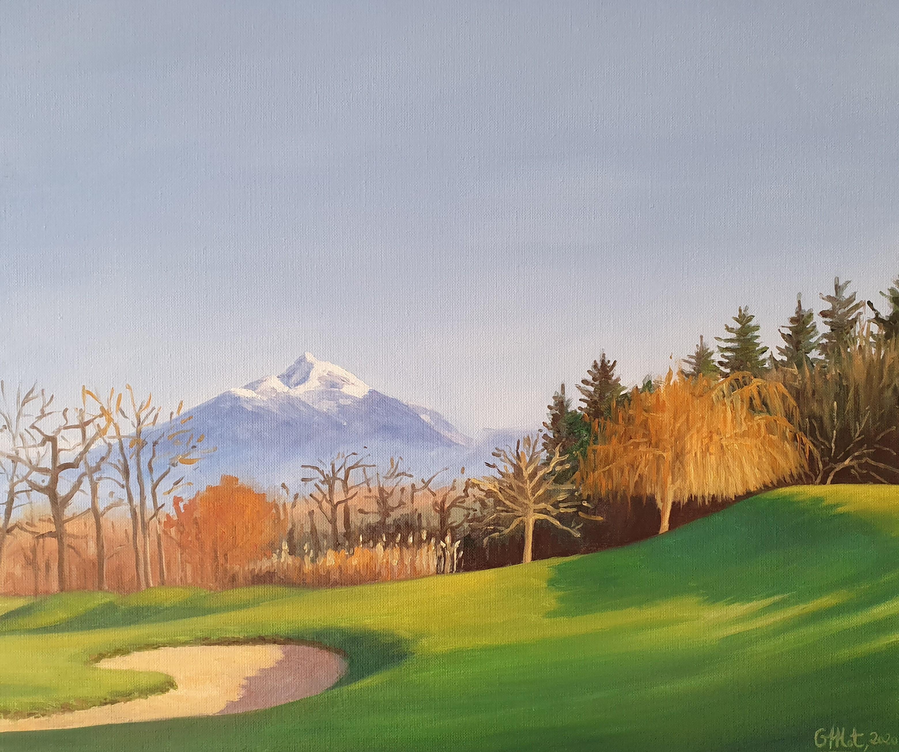 Golf Esery - Trou n°7