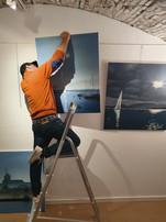 Installation artistique