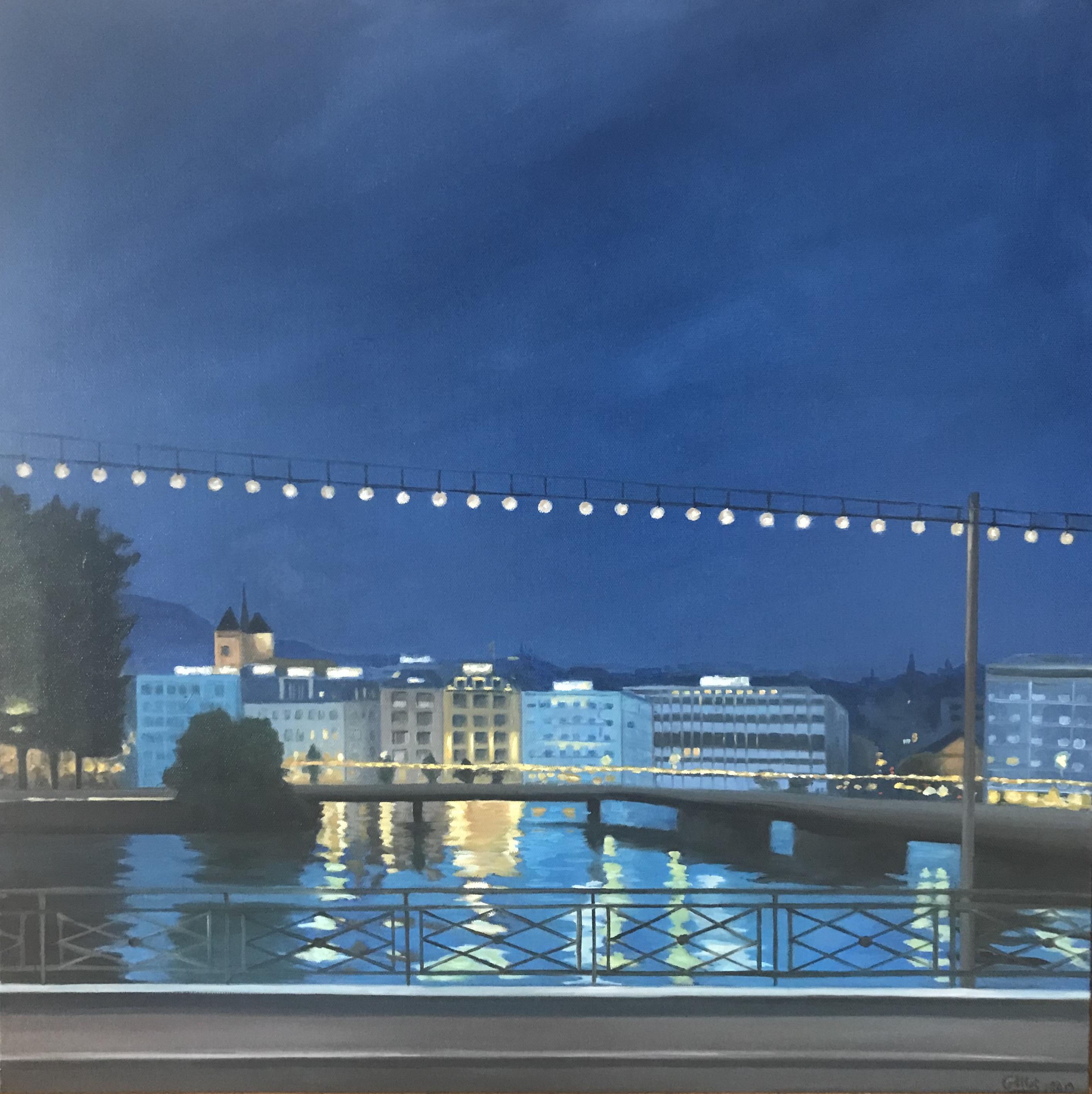 Geneva by night III