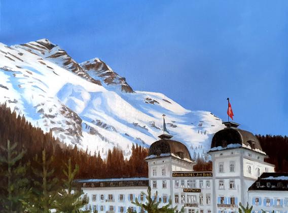 Hotel Kempinski Saint Moritz