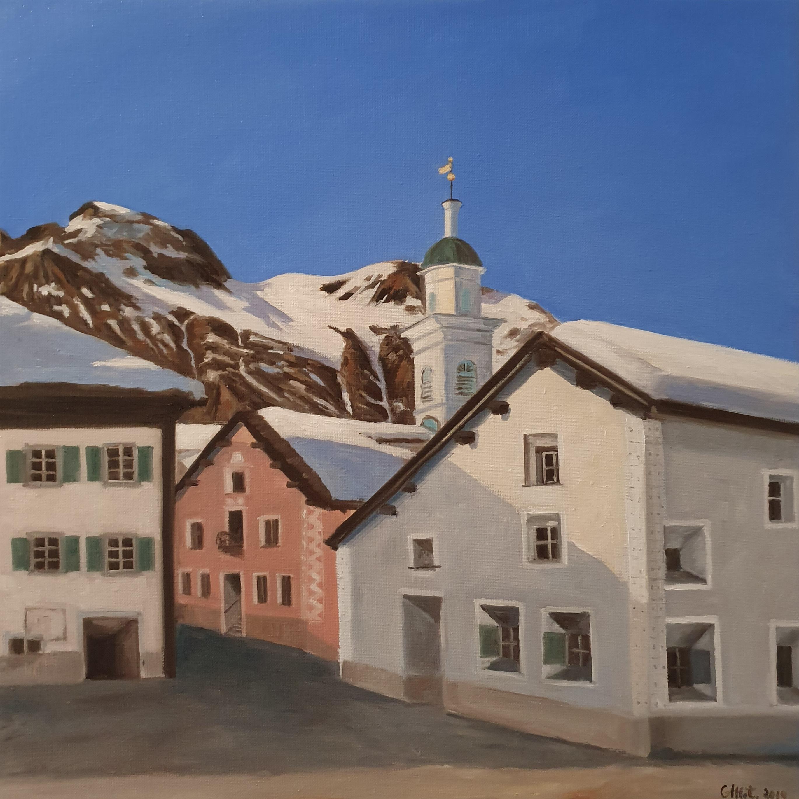 Eglise Sils Maria
