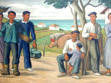 A la découverte du Pays Basque avec Ramiro Arrue