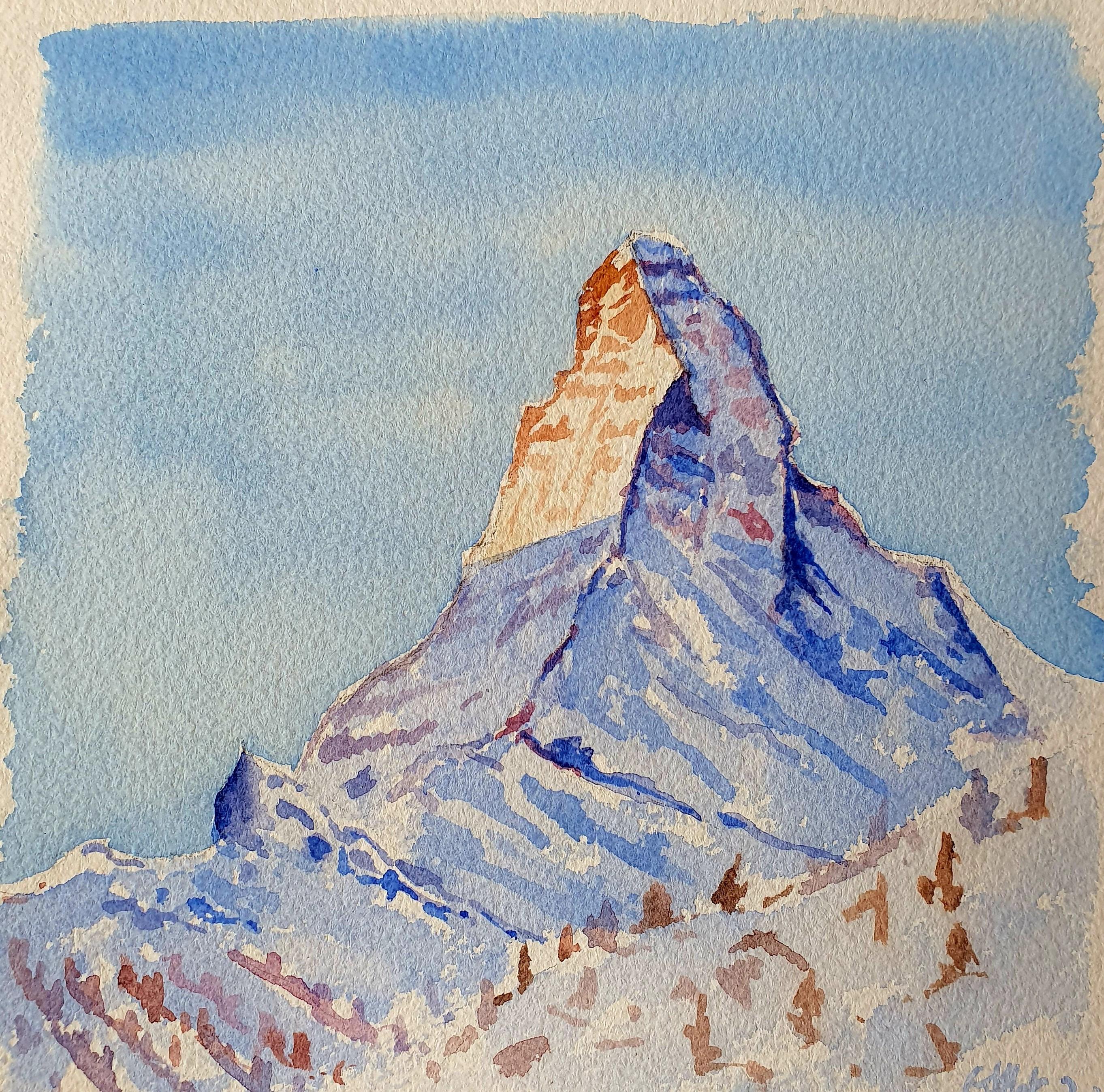 2021, Zermatt, Matterhorn