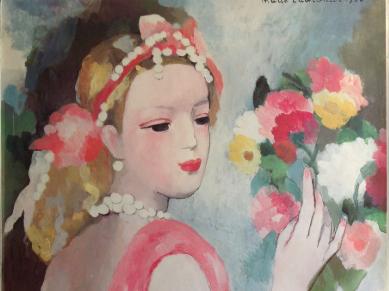Marie Laurencin, une femme artiste au Bateau Lavoir