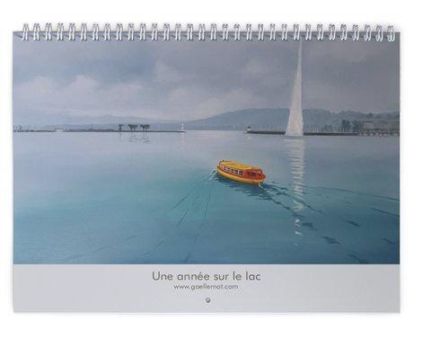 Calendrier 2021 - Genève