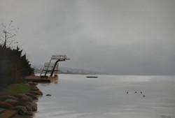 Plongeoir du Strandbad