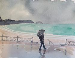 St Lu, Sous mon parapluie