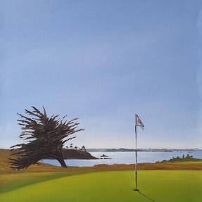Dinard Golf - Green du 14