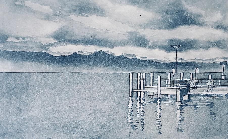 On Lake Geneva
