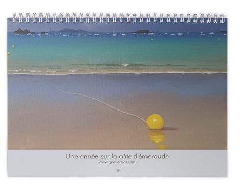 Calendrier 2021 - Saint-Lunaire