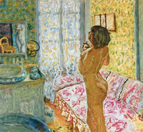Nu à contre-jour, Pierre Bonnard