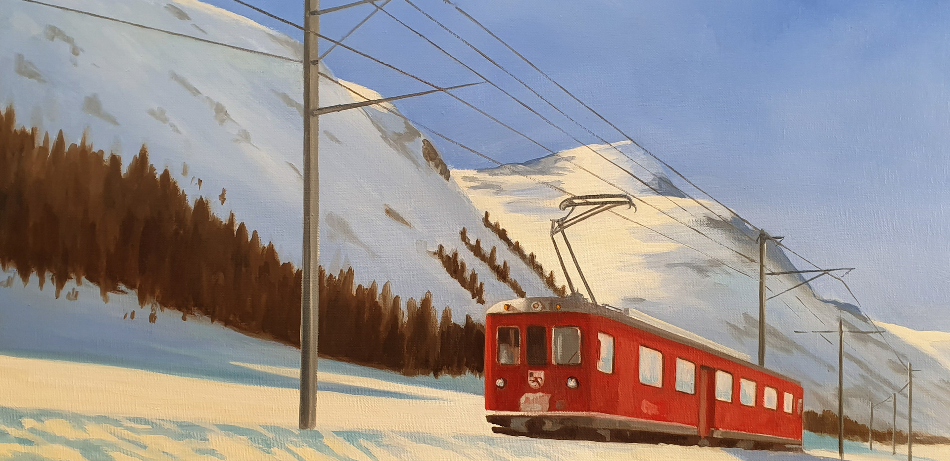 Train d'Engadine